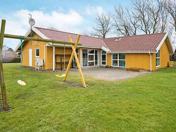 Sommerhus ved Købingsmark Strand