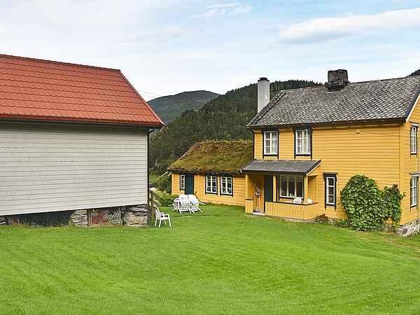 Sommerhus i Geiranger