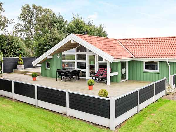 Sommerhus i Jørgensø