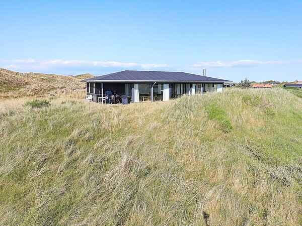 Sommerhus ved Sdr. Haurvig Strand