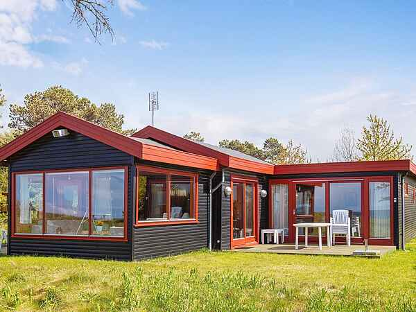 Holiday home in Hald Strand