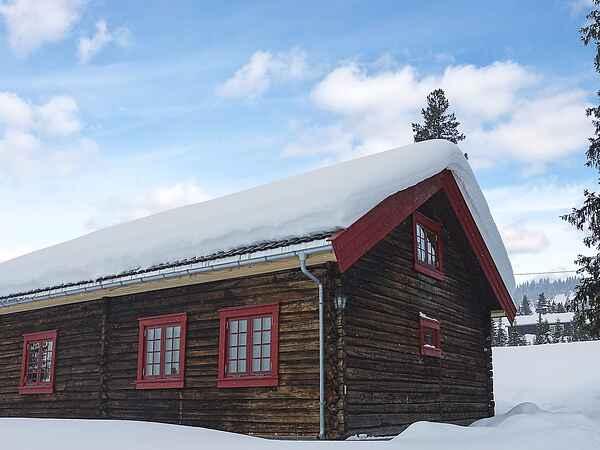 Sommerhus i Nord-Aurdal