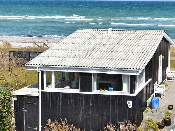 Casa de vacaciones en Hasmark Strand