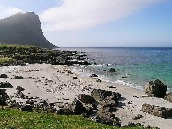 Casa vacanze in Myrland