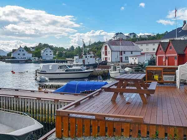 Maison de vacances en Mosterhamn