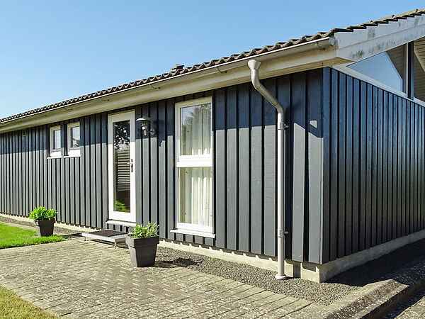 Sommerhus ved Skåstrup Strand