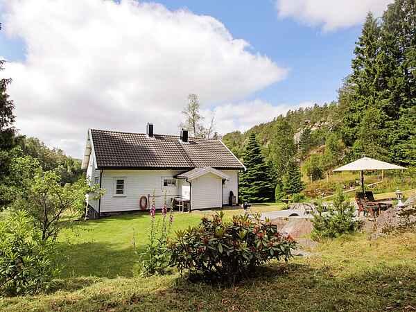 Sommerhus i Lyngdal
