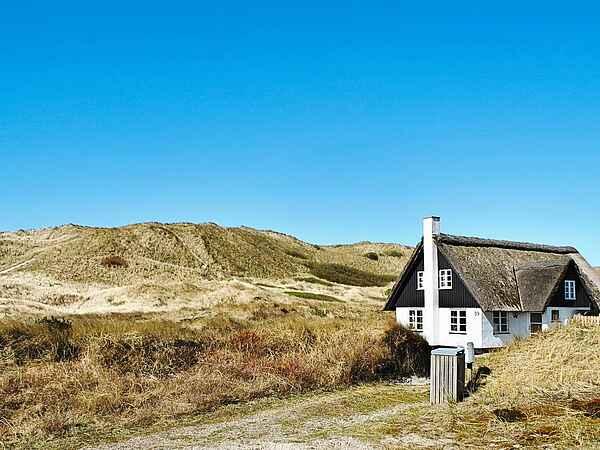 Sommerhus ved Årgab Strand