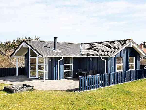 Sommerhus i Nørre Vorupør