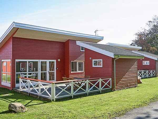 Ferienhaus in Rø