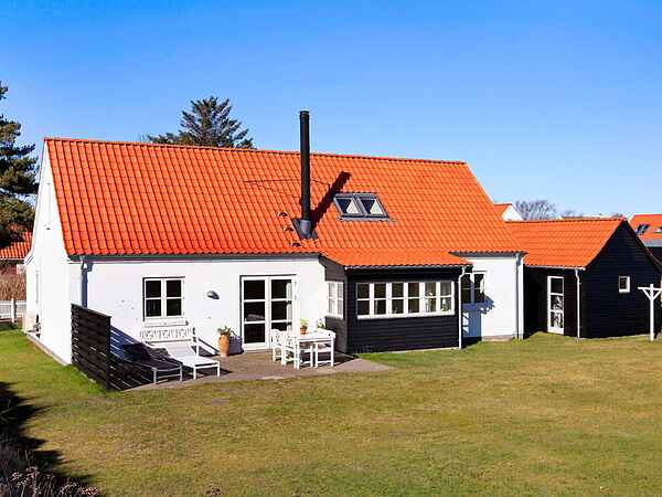 Holiday home in Tornby Strand