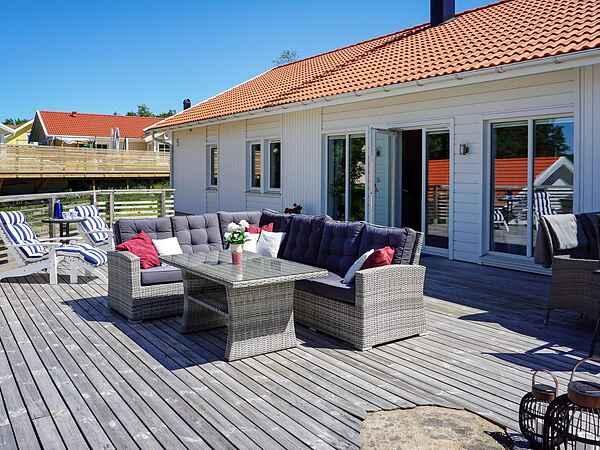 Sommerhus i Sotenäs N