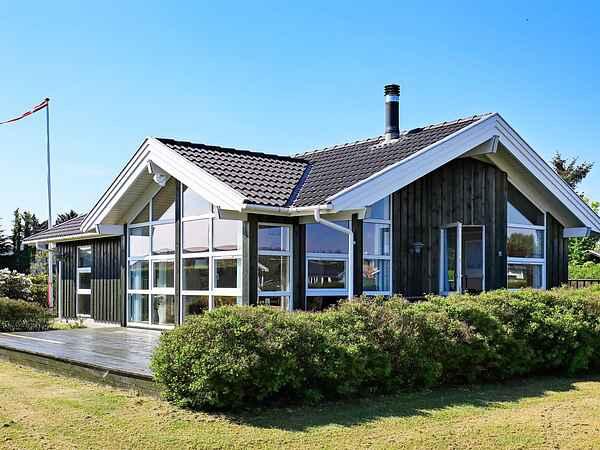 Vakantiehuis in Sæby Strand