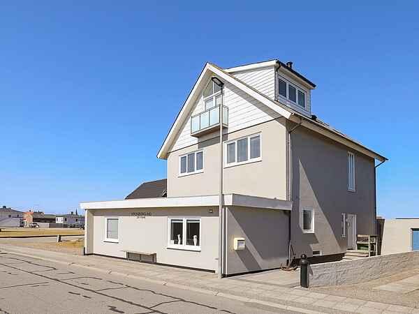 Sommerhus ved Thyborøn Strand