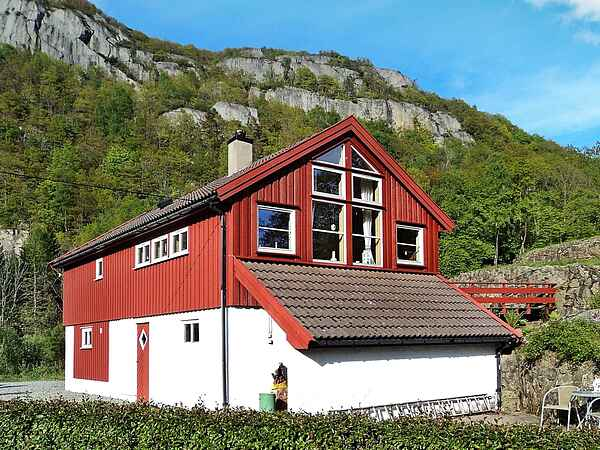 Holiday home in Lyngdal Municipality