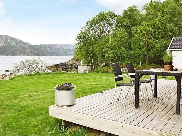 Casa de vacaciones en Flatanger