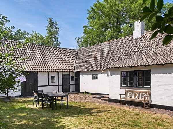 Sommerhus i Poulsker