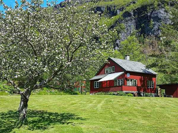 Sommerhus i Etne