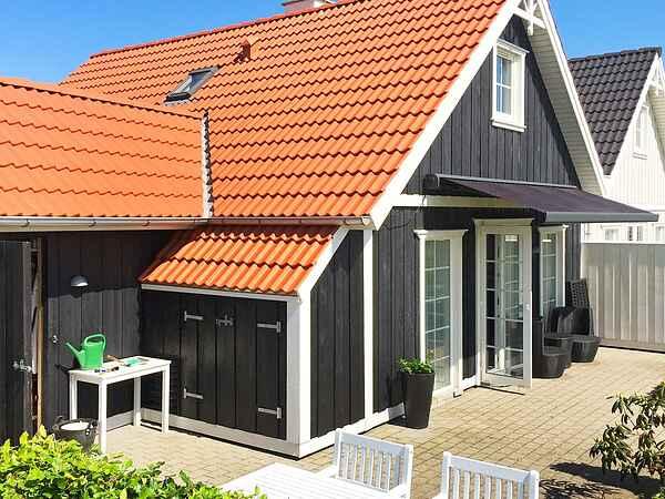 Sommerhus ved Bro Strand