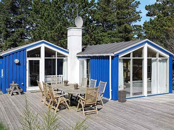 Sommerhus i Hulsig