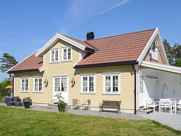 Sommerhus i Narestø