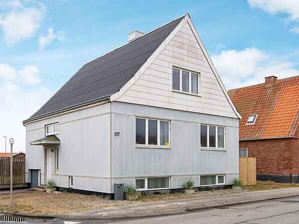Ferienhaus am Thyborøn Strand