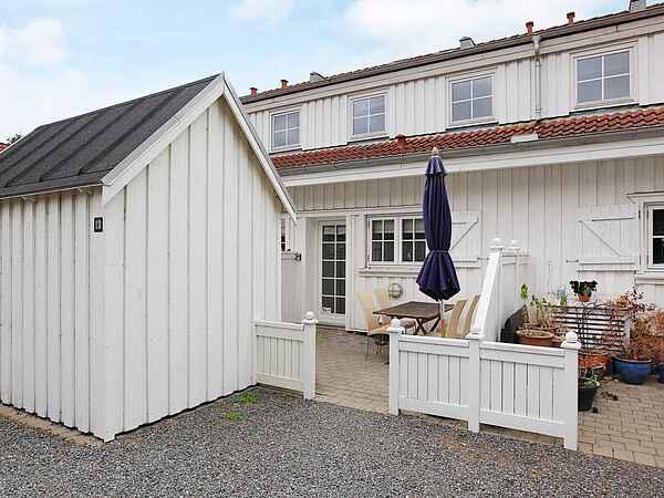 Vakantiehuis in Nykøbing Sjælland Strand
