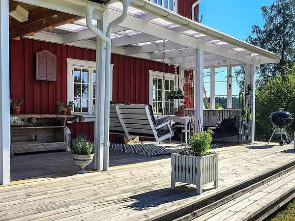 Sommerhus i Arvika Ö