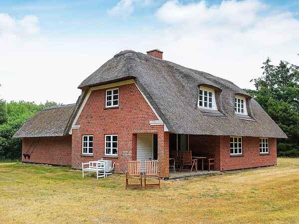Ferienhaus in Vester Husby