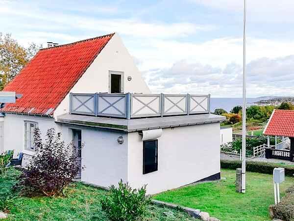 Sommerhus i Sandkaas