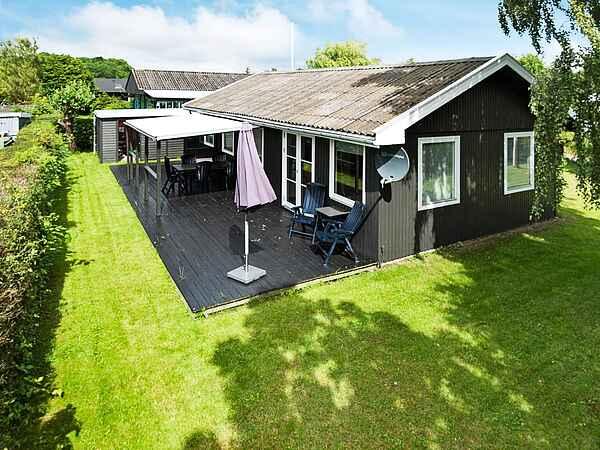 Casa de vacaciones en Pøt Strand