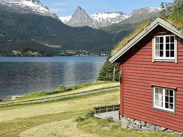 Sommerhus i Bjørkedal