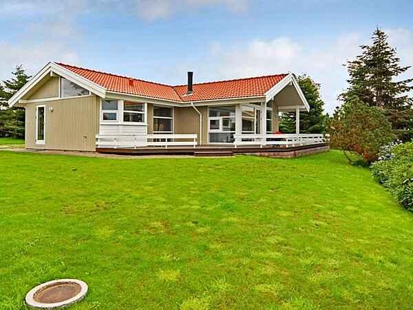 Ferienhaus am Skåstrup Strand