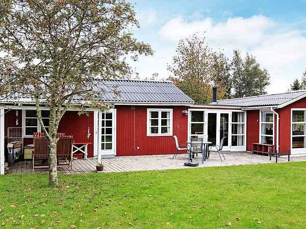 Casa de vacaciones en Bjerge Strand