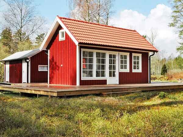 Holiday home in Mellerud Ö