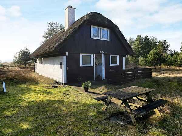 Ferienhaus in Mosevrå