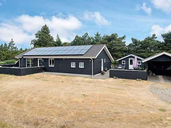 Ferienhaus in Blåvand