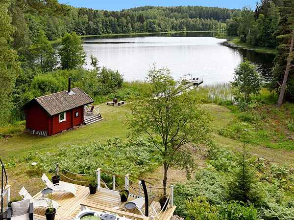 Holiday home in Askersund Ö