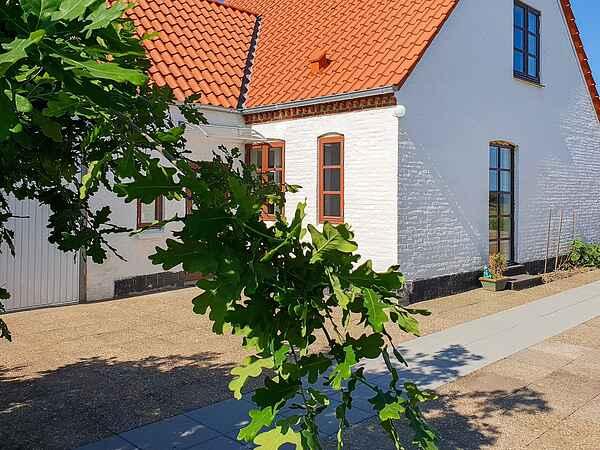 Ferienhaus in Brunsnæs