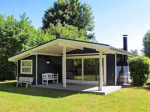 Casa de vacaciones en Råbylille