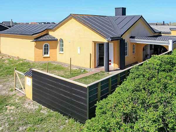 Sommerhus ved Klitmøller Strand
