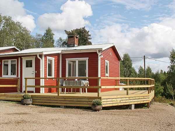 Sommerhus i Sunne SO