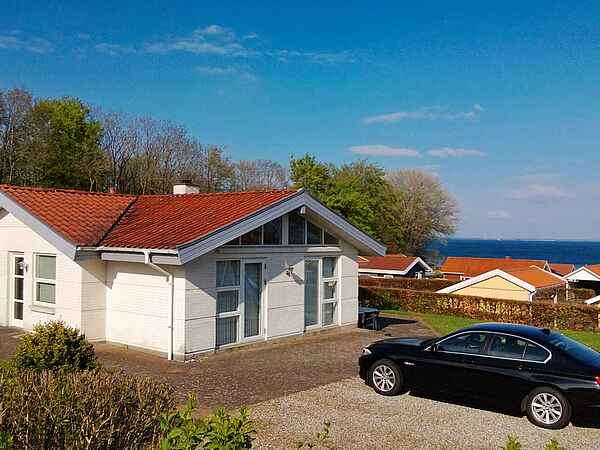 Holiday home in Grønninghoved Strand