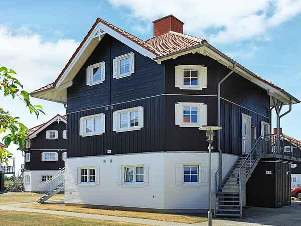 Sommerhus ved Bogense Strand Feriecenter