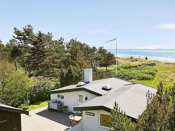 Sommerhus ved Tengslemark Lyng Strand