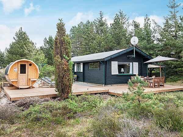 Sommerhus i Østerhede