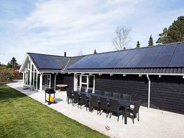 Sommerhus i Hornbæk