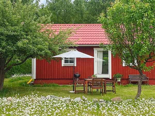 Casa de vacaciones en Stenhamra