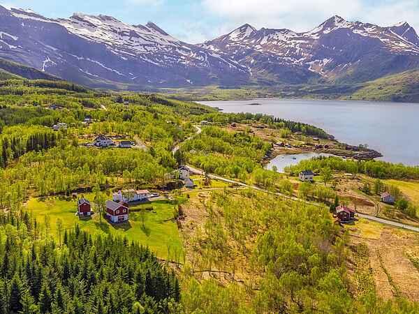 Sommerhus i Glomfjord