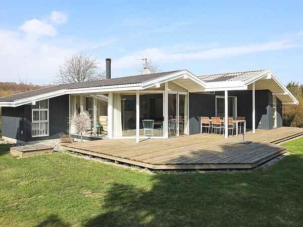 Ferienhaus auf Thurø